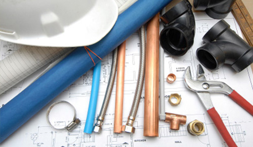 Company engaged in plumbing, installations and repairs, drainage