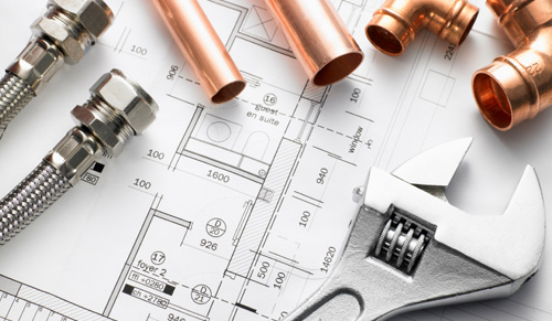 Company repairs plumbing installations reforms